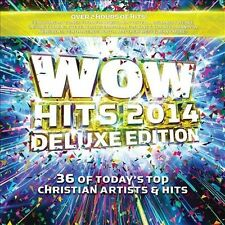 Wow Hits 2014 (Deluxe Edition) Wow Hits Music-Good Condition