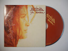 AMINA : YA BABA ♦ CD SINGLE PORT GRATUIT ♦