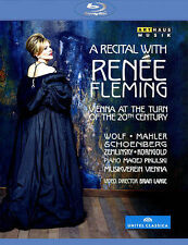 DVD: A Recital with Renée Fleming [Blu-ray], Brian Large. New Cond.: Maciej Pik