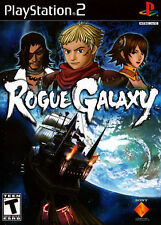 Rogue Galaxy (Sony PlayStation 2, 2007) ***with MANUAL***