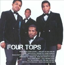 The Four Tops - Icon / 2011 /  Universal Music