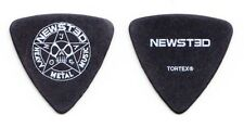 Newsted Jason Newsted Black Signature Bass Guitar Pick - 2013 Tour Metallica