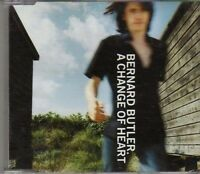 (CF482) Bernard Butler, A Change Of Heart - 1998 CD