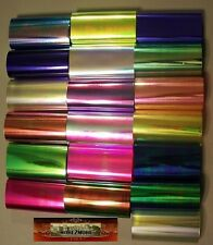 M00327 MOREZMORE Angelina Fantasy Film 19 COLORS 19x10 Packs Heat Bondable A60