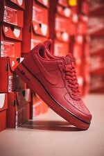 [488298-627] NIKE AIR FORCE 1 GYM RED MENS SIZE 11.5 RED OCTOBER FOAMPOSITE