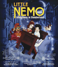 Little Nemo: Adventures in Slumberland  BLU- (Blu-ray Used Very Good) BLU-RAY/WS