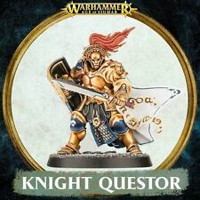 Warhammer Quest Silver Tower Stormcast Eternals Knight Questor Age of Sigmar