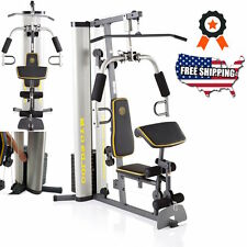 Total Body Gym Home Workout Fitness Exercise Strength Training Machine Equipment