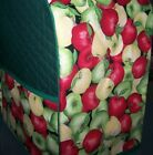 Apple Harvest Time Quilted Cover KitchenAid Mixer NEW