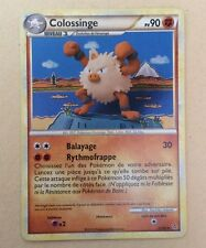 Carte Pokémon Colossinge  Pv90 22/95