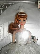 1996  Wedding Day Barbie 1960 Fashion Doll Reproduction Titian Collector Edition