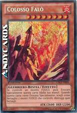 Colosso Falò ☻ Segreta ☻ CBLZ IT084 ☻ YUGIOH ANDYCARDS