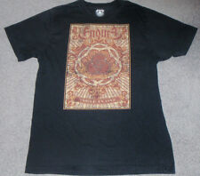 Endure Tee Skateboard T-Shirt 3 in 1 Black Large
