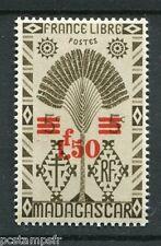 MADAGASCAR 1944, timbre 286, série de Londres, neuf**