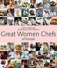 Great Women Chefs of Europe, Gilles Pudlowski, Maurice Rougemont, Good Book