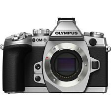 Olympus OM-D E-M1 Camera Body - Silver