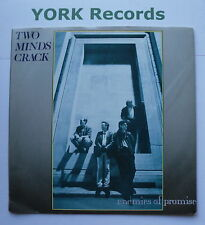 """TWO MINDS CRACK - Enemies Of Promise - Excellent Con 7"""" Single S Edition EDIT 2"""