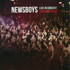 Live in Concert: God's Not Dead by Newsboys (CD, Oct-2012, EMI Music...