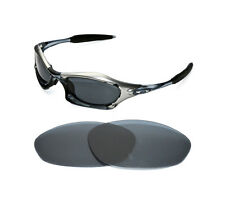 NEW POLARIZED BLACK REPLACEMENT LENS FOR OAKLEY SPLICE SUNGLASSES