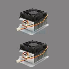 Lot2 High Quality Heatsink Fan Cocket 754 939 940 for AMD CPU Athlon 64 HK Ship