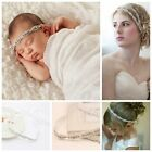 Cute Baby Kids Girls Flower Hair Band Crystal Rhinestone Headband Headdress New