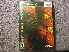 Spider-Man 2 (Sony PlayStation 2, 2005) Ps2