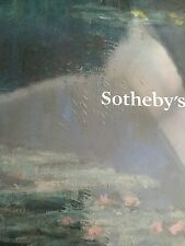 SOTHEBY'S IMPRESSIONIST & MODERN ART EVENING SALE NEW YORK 5TH MAY 2015- UNREAD