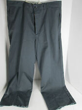 """CornerStone Work Pants 38"""" 29"""" Inseam Loose Fit Gray  Poly/Cotton Blend SKU G T"""