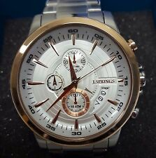 J.SPRINGS MENS SPORTS CHRONOGRAPH WATCH BFD075