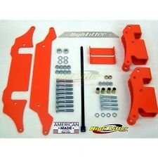 "3""-5""  Lift Kit Polaris RZR XP /4 1000 2015 2016 High Lifter Orange PLK1RZR-51-O"