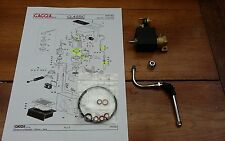 Gaggia upgrade service kit for Gaggia Classic - also parts and spares included