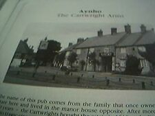 ephemera pub aynho the cartwright arms