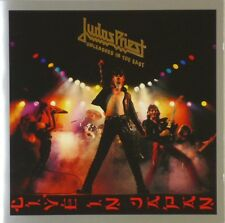 CD - Judas Priest - Unleashed In The East - #A1359