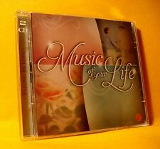 NEW CD The Music Of Your Life Falling In Love (2XCD) Compilation 33TR 2012 Pop