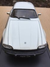 Jaguar XJS  1/18 Scale Model (White)