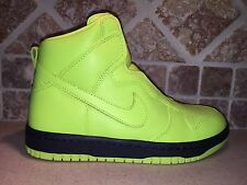 Womens NIKE Lab x Sacai Dunk Lux SP (776446-774) Volt / Obsidian 6 100%AUTHENTIC