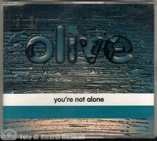 CDS/CDM  OLIVE - YOU'RE NOT ALONE