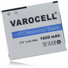Varocell Batterie HTC Desire Nexus One BA-S410 A8181 BB99100 G5 Google