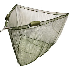 "NGT Carp Fishing 42"" Specimen Net + Dual Float System and Metal Spreader Block"
