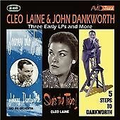 Cleo Laine - Three Early LP's & More (2008) CD