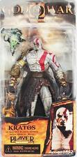 God of War Kratos in Golden Fleece Armor with Medusa Head Action Figure