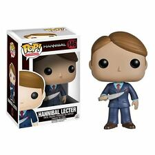 FUNKO POP 2015 TELEVISION HANNIBAL HANNIBAL LECTER #146 Vinly Figure IN STOCK