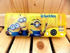2015 Minions 2-side Multi-function Pencil Case/Box - A - Free Shipping