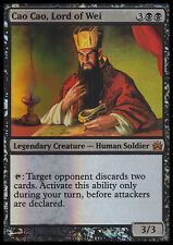 MTG CAO CAO, LORD OF WEI FOIL - FROM THE VAULT: LEGENDS