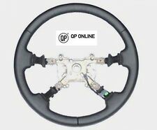 RANGE ROVER L322 2002 ONWARDS BRAND NEW HEATED LEATHER STEERING WHEEL DA4663