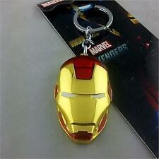 Marvel Super Hero The Avenger Iron Man Metal Key chain