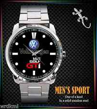 NEW VW GOLF GTi MK 2 LOGO Metal Watch Sport Metal Watch