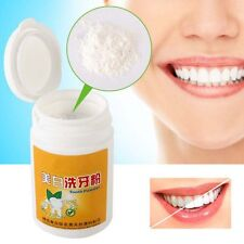 Useful Teeth Cleaning Powders Oral Hygiene Yellow Teeth Coffee Stains Remover