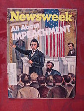 NEWSWEEK March 25 1974 3/74 IMPEACHMENT GRAND OLE OPRY