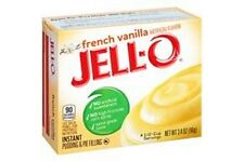 Jello Instant French Vanilla Pudding and Pie Filling 96g